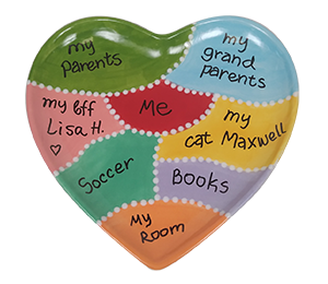 Rockville Map Of My Heart