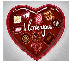 Rockville Valentine's Chocolate