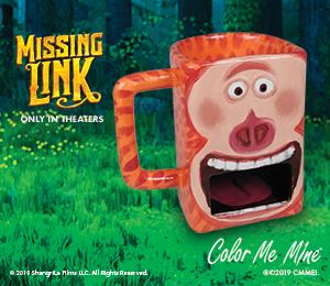 Rockville Mr. Link Mug