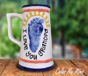 Rockville Sunshine Stein!